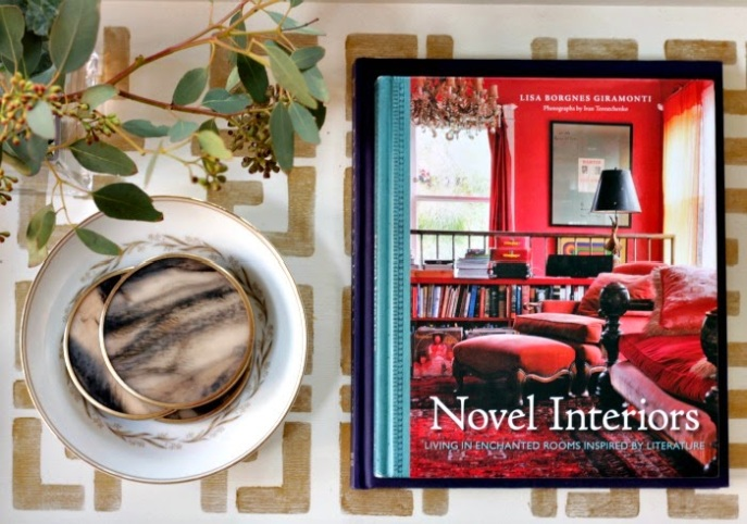 Novel Interiors review and giveaway