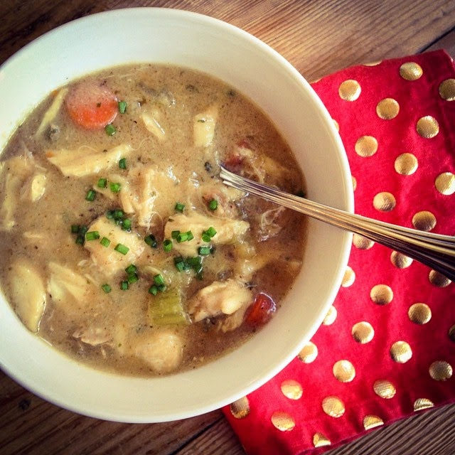 paleo chowder recipe from Every Last Crumb