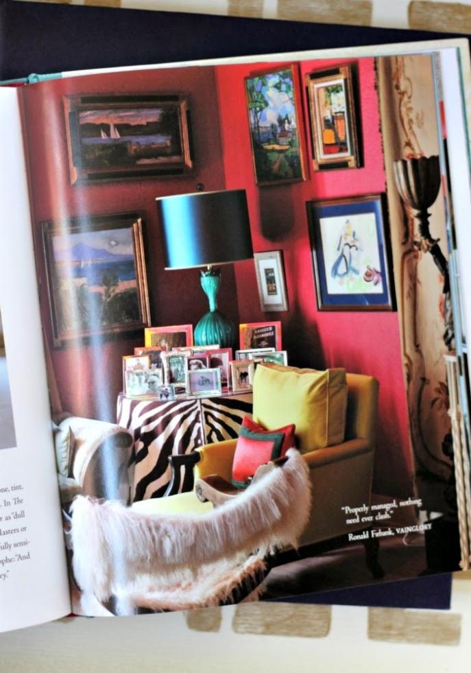 novel interiors  - book review