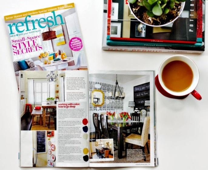 Refresh Magazine featuring Our Fifth House