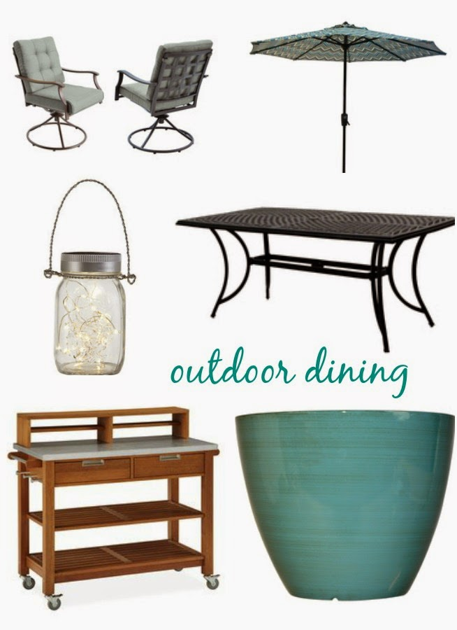 spring backyard makeover with Lowe's