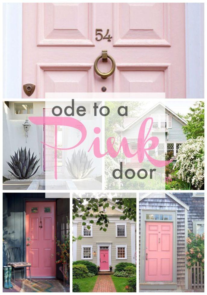 ode to a pink door