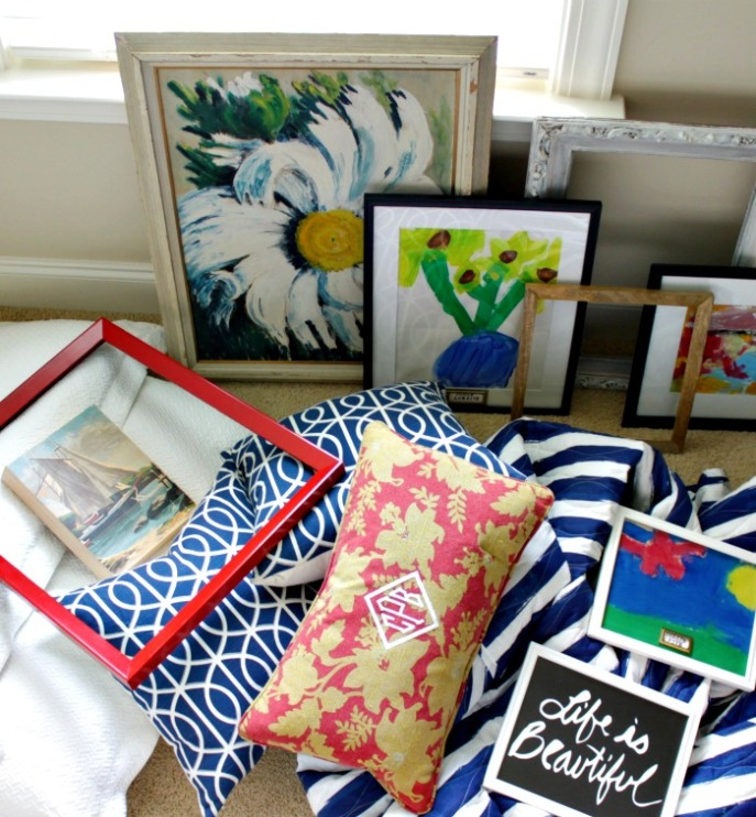 the design process - behind the scenes of designing a guest room