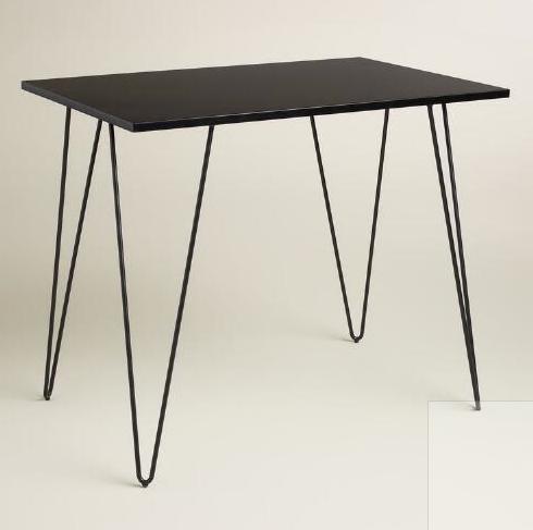 hairpin desk - World Market
