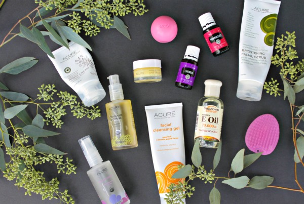 our fifth house - favorite skincare products
