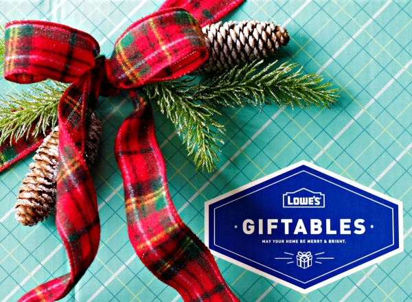 Lowe's Giftables - Makes gift giving so easy!