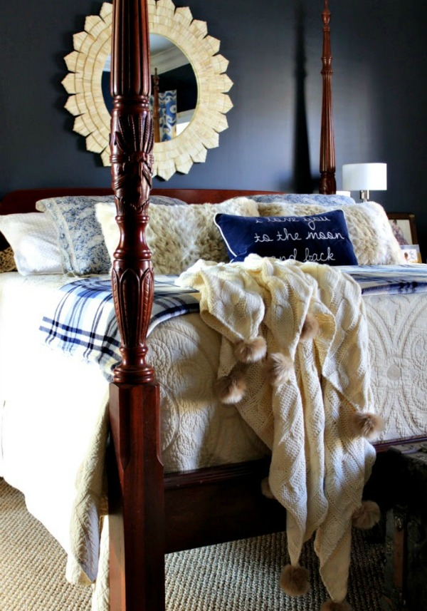 a simple formula for dressing the bed