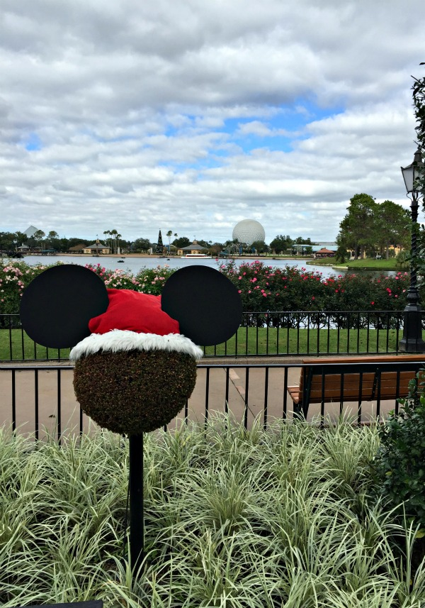 Disney World Christmas Vacation