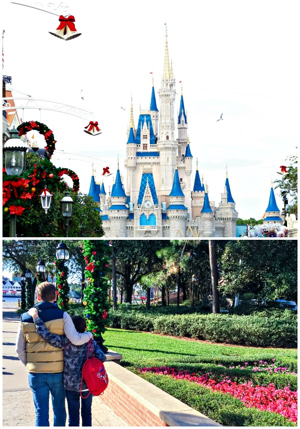 Disney World at Christmas - visitor's guide