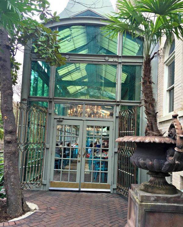 ocho at hotel havana - san antonio trip report