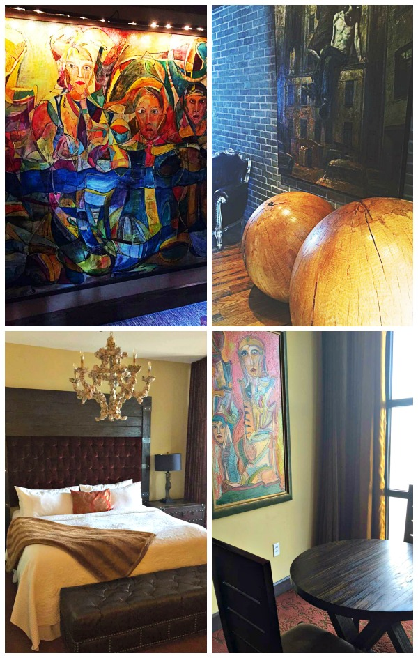 the Bohemian hotel - Savannah - Romantic Weekend in Savannah