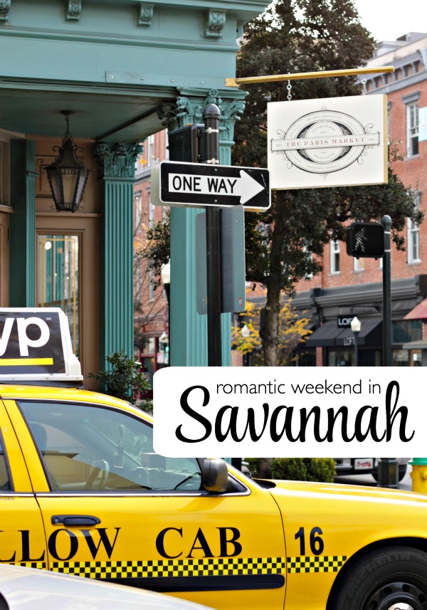 Savannah - Trip Report - Romantic Weekend in Savannah
