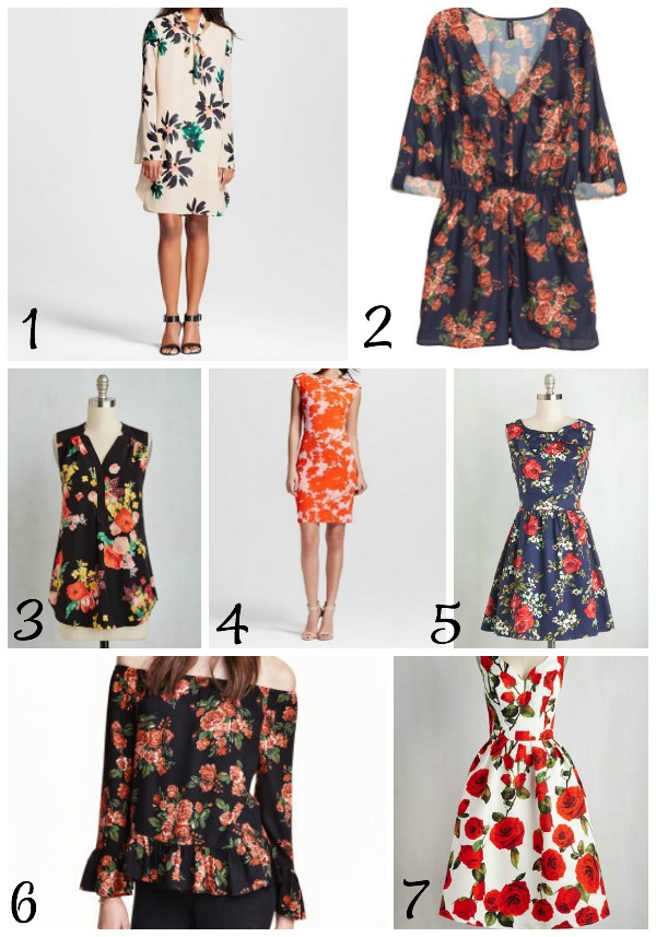 Style Files - The Floral Print