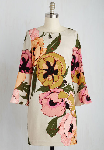 Style Files - Florals for Spring - that you can wear year round!